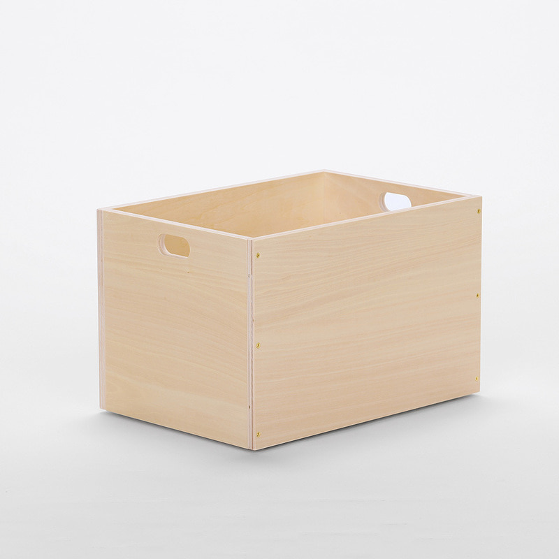 LINDEN BOX (natural / 3size)