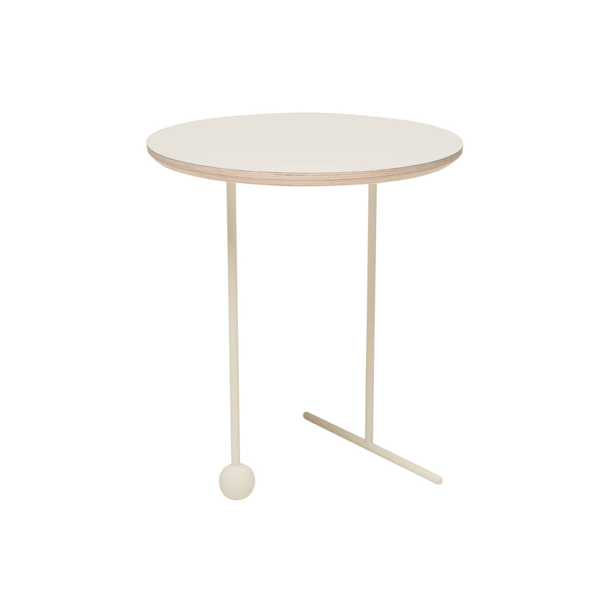 Plain Table _Ivory
