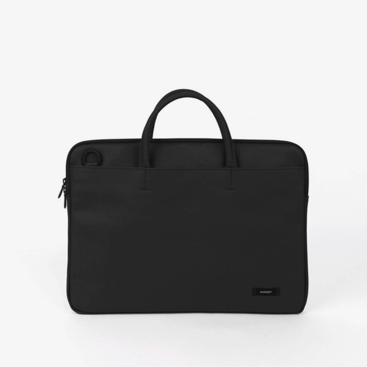 SLIM BREIFCASE BLACK