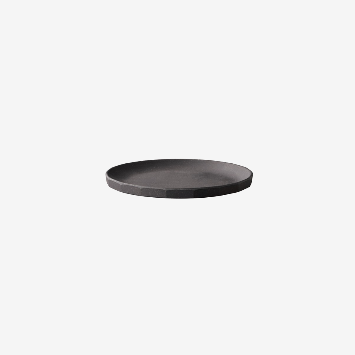 Alfresco Plate _ Black 190