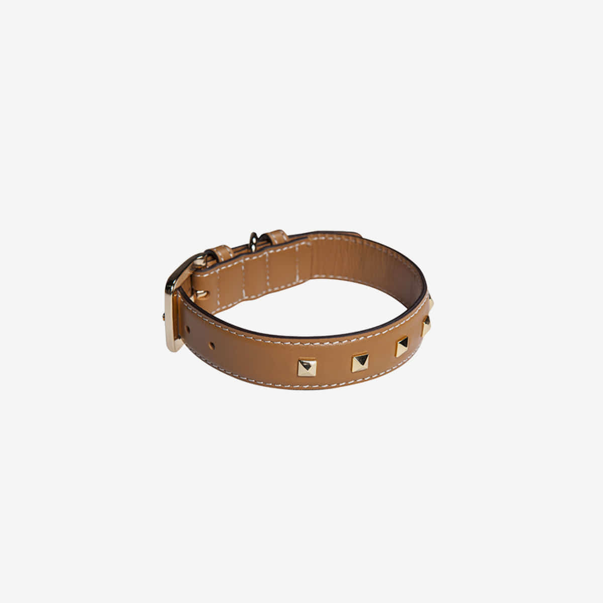 [MILLIONG] SIMPLE COLLAR L.TAN