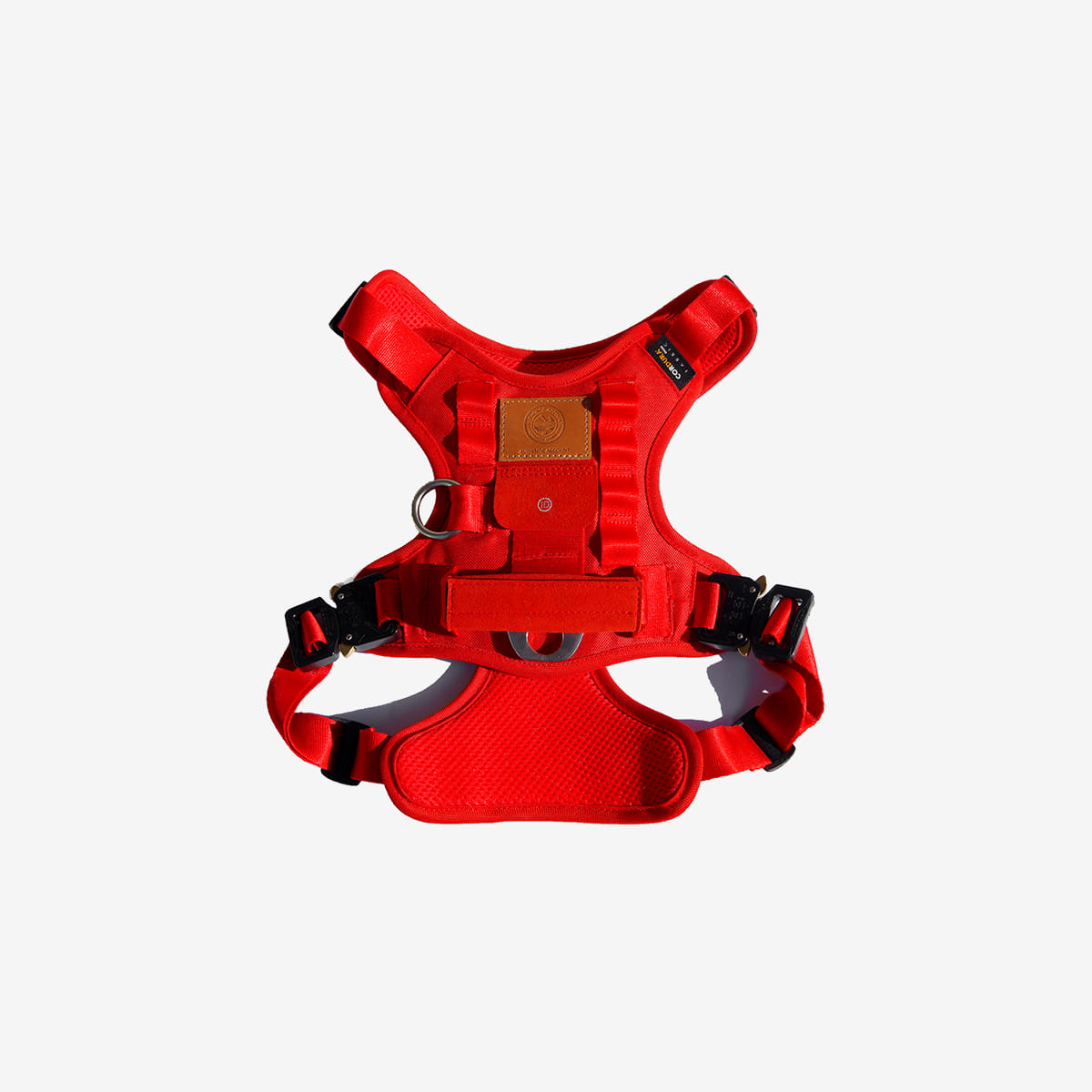 MILI-TECH HARNESS (RED)