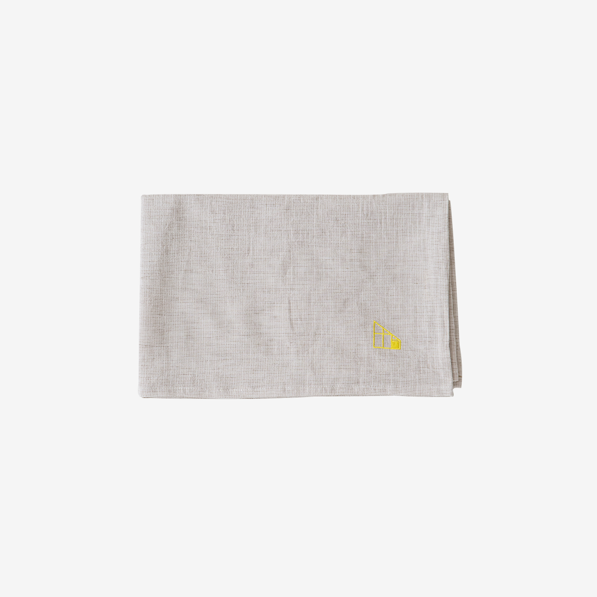 Breeze Linen-Cotton Blanket_Beige