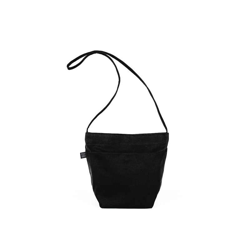 Mini Bucket Bag (black)