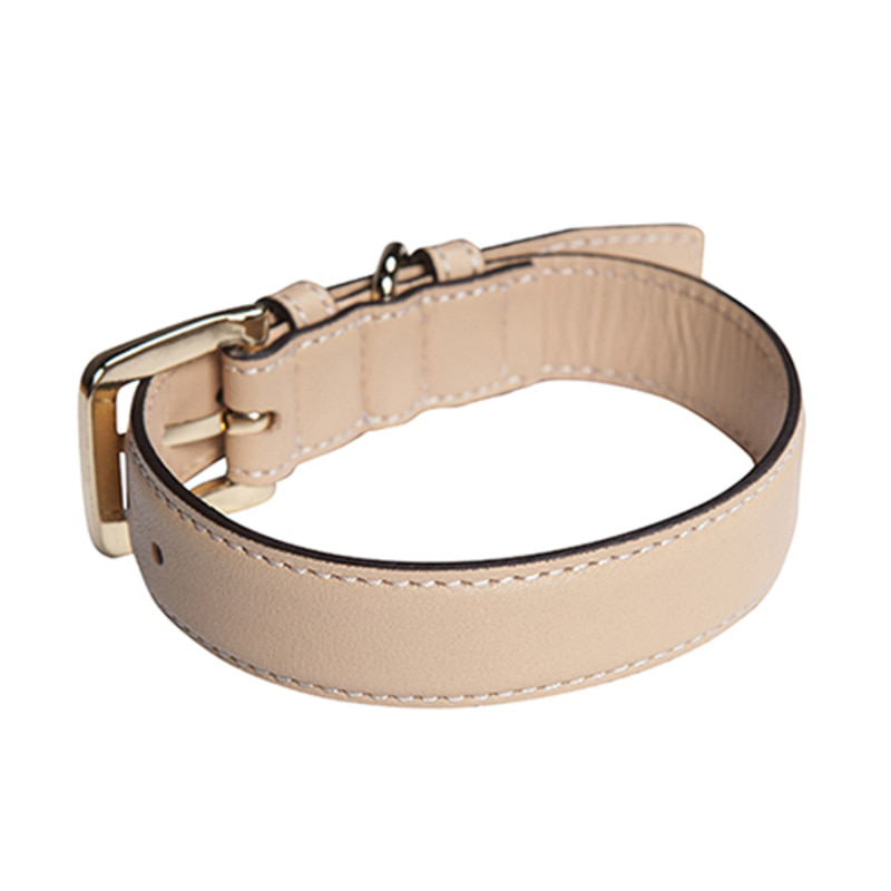 [MILLIONG] SIMPLE COLLAR BEIGE
