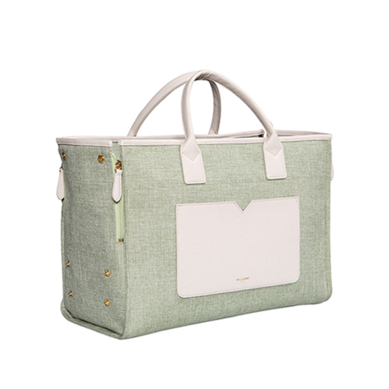 BELLE TOTE [LEAF GREEN]