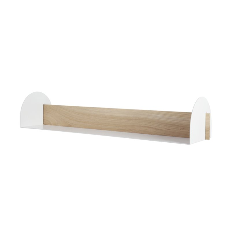 윙선반 wing shelf_white_L