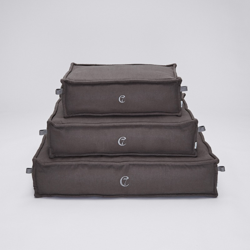 Dog Bed Cozy Mocca
