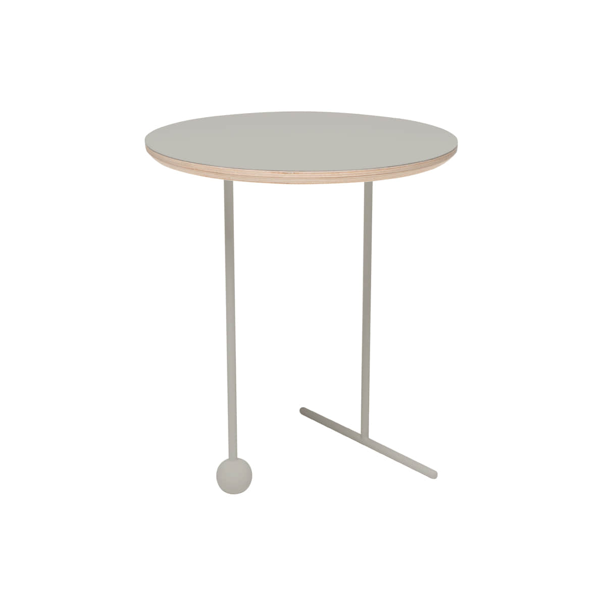 Plain Table _Gray