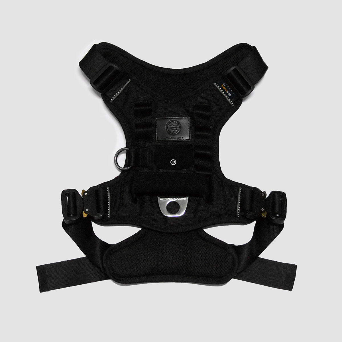 AA19 S/S HI-TECH HARNESS (BLACK)