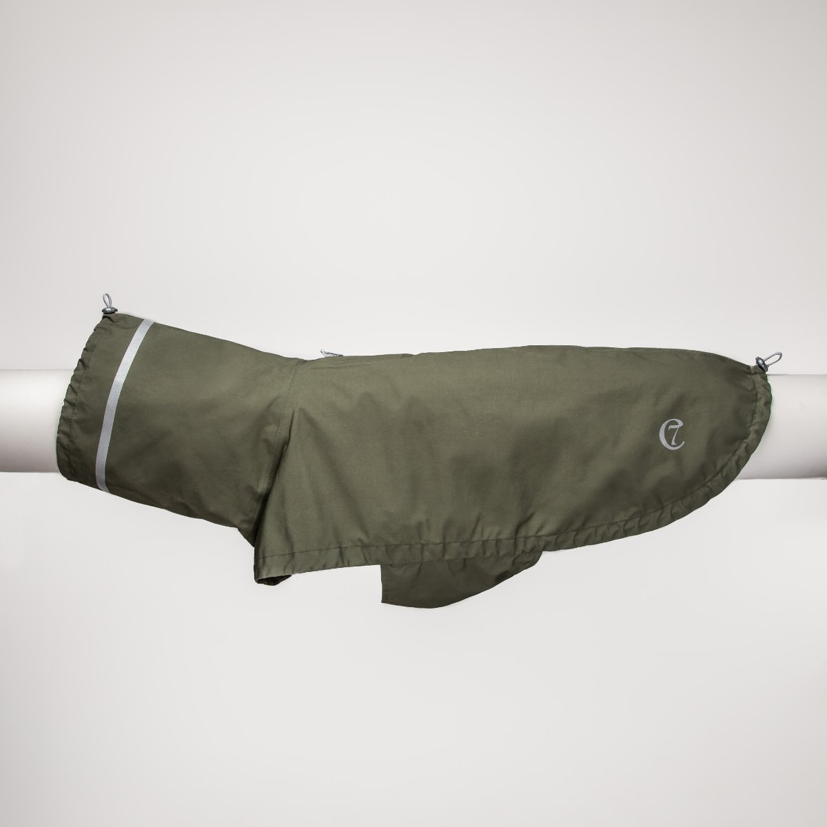 DOG RAINCOAT LONDON KHAKI