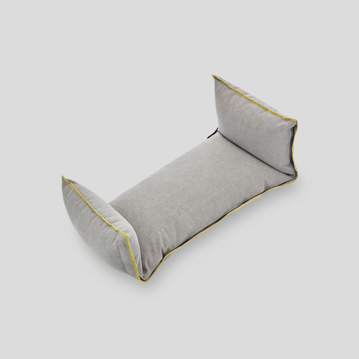 [andblank] CARRIER CUSHION : GRAY