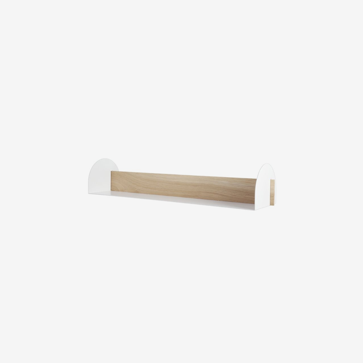 Wing Shelf_White_L