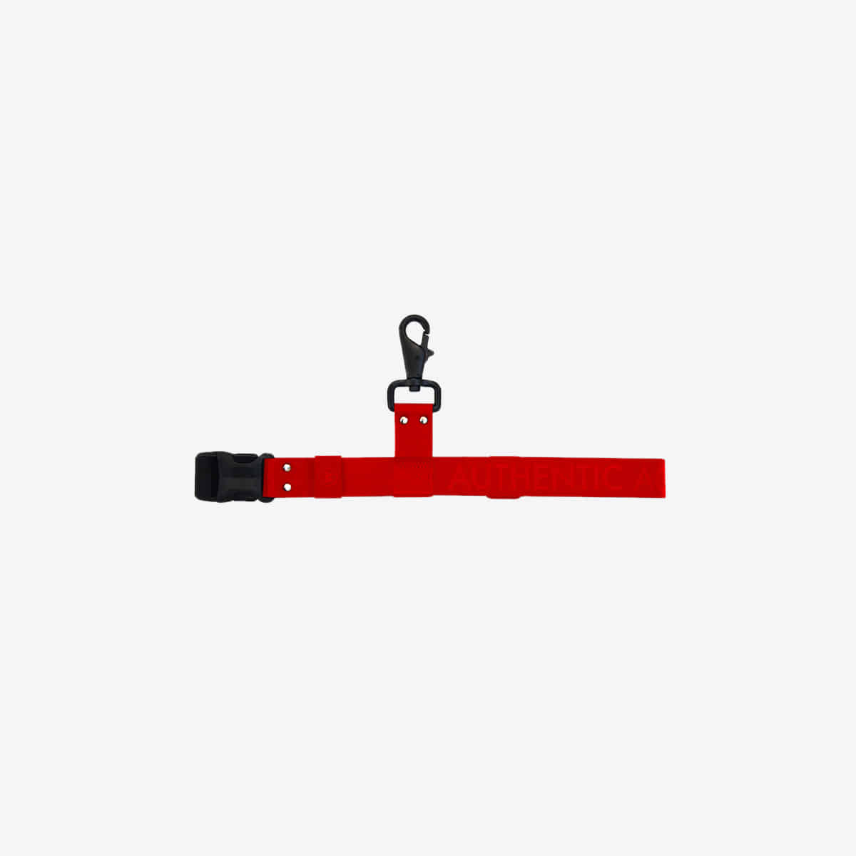 MILI-TECH SUPER LOCK-BELT RED