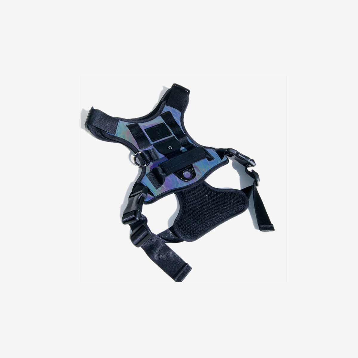 HI-TECH vol.2 REFLECTIVE HARNESS (RAINBOW)