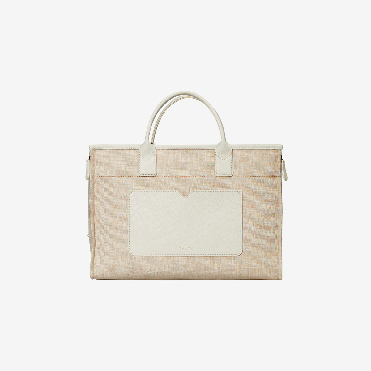 [MILLIONG] BELLE TOTE LIGHT BEIGE