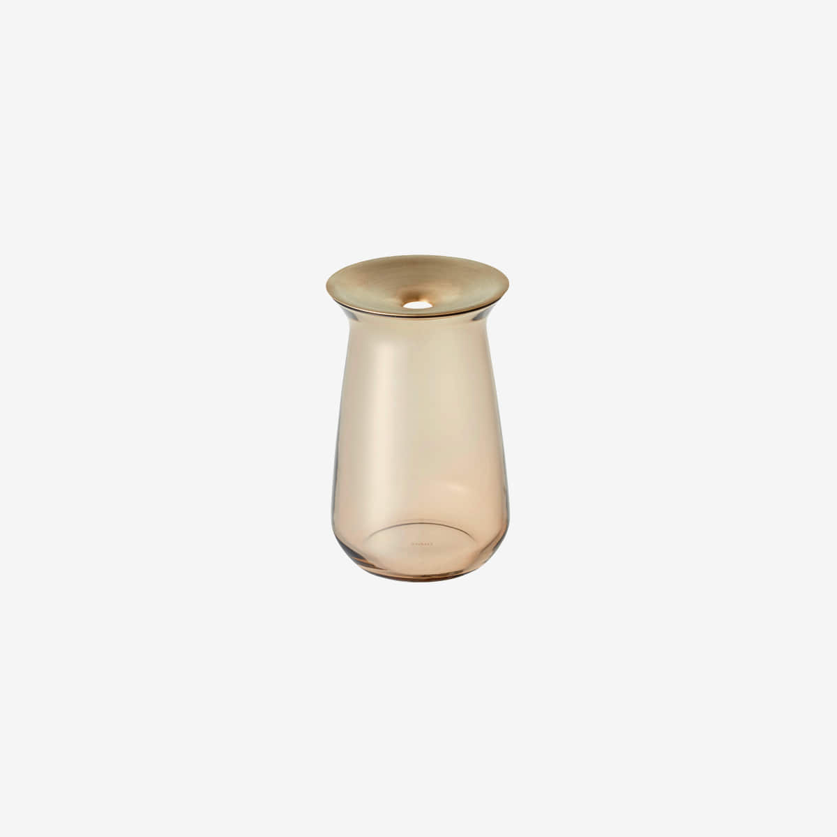 LUNA vase (brown)