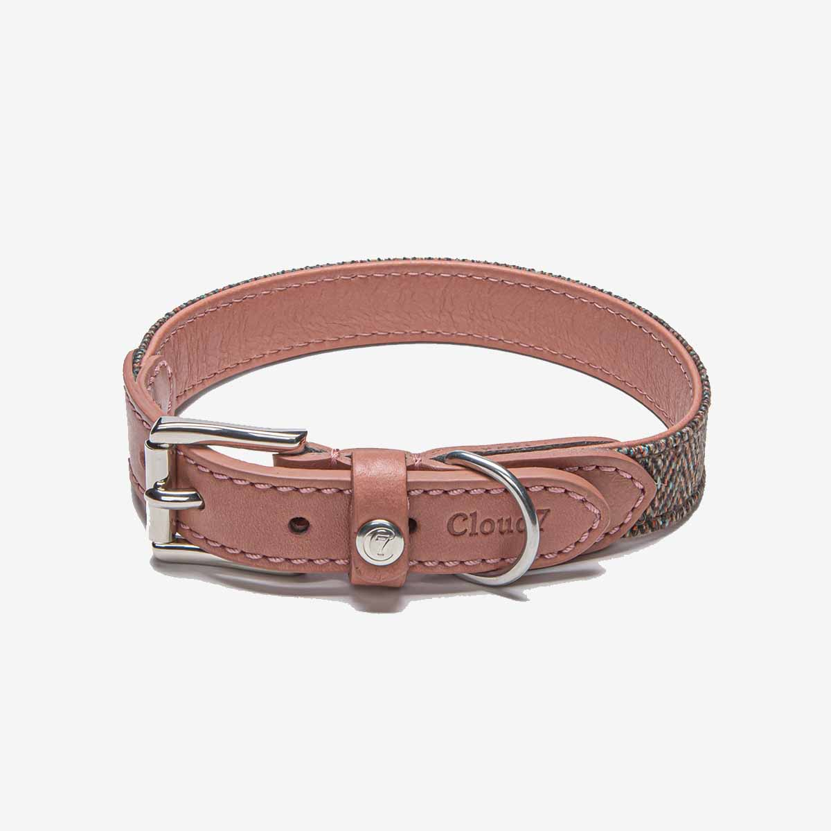 Dog Collar Boboli Rose
