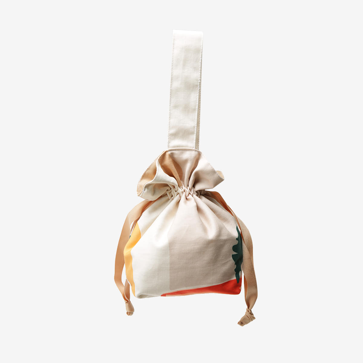 Daily scenery mini string bag