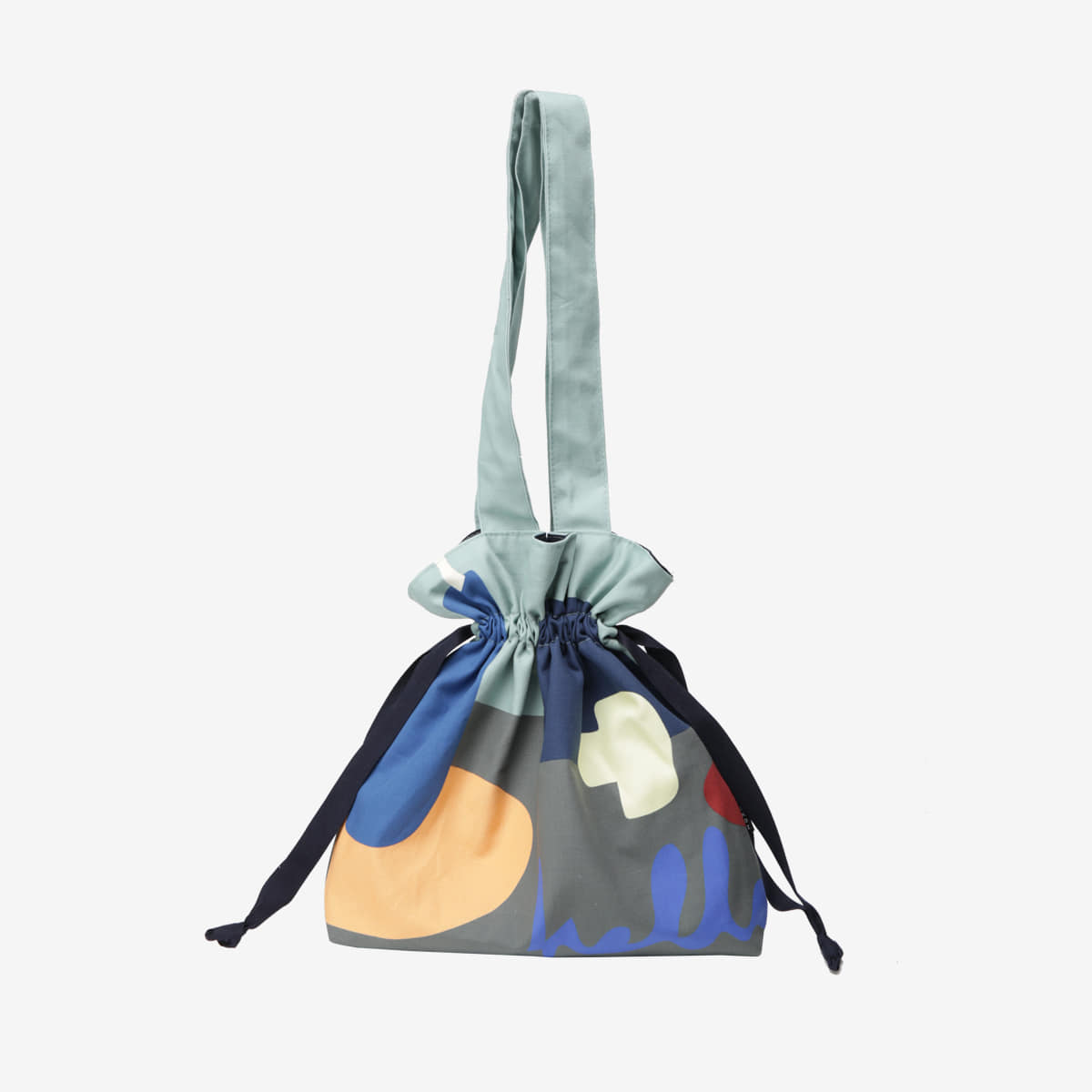Daily object bucket bag - large
