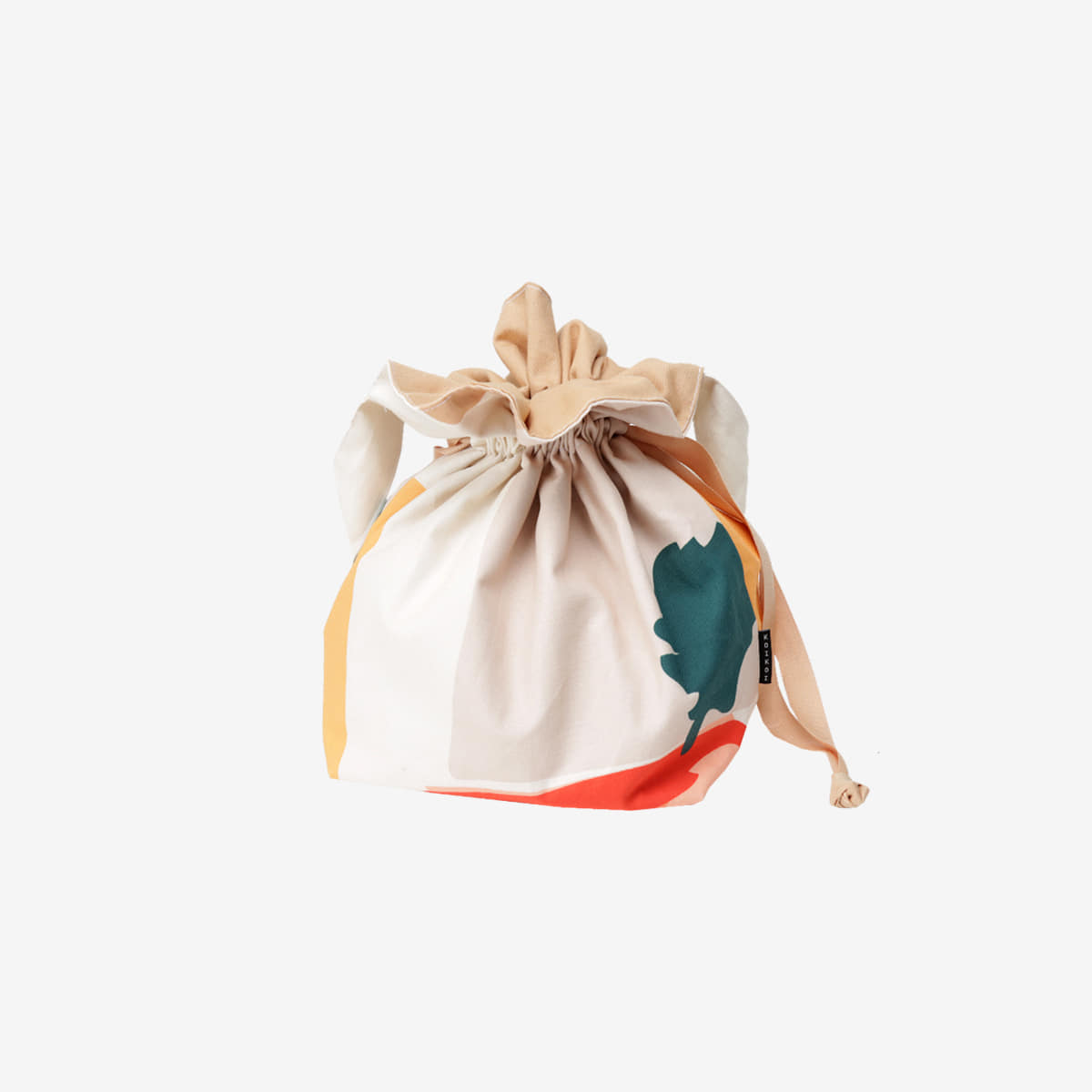 Daily scenery bucket bag - large