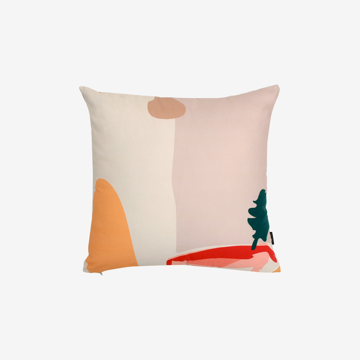 Daily scenery cushion