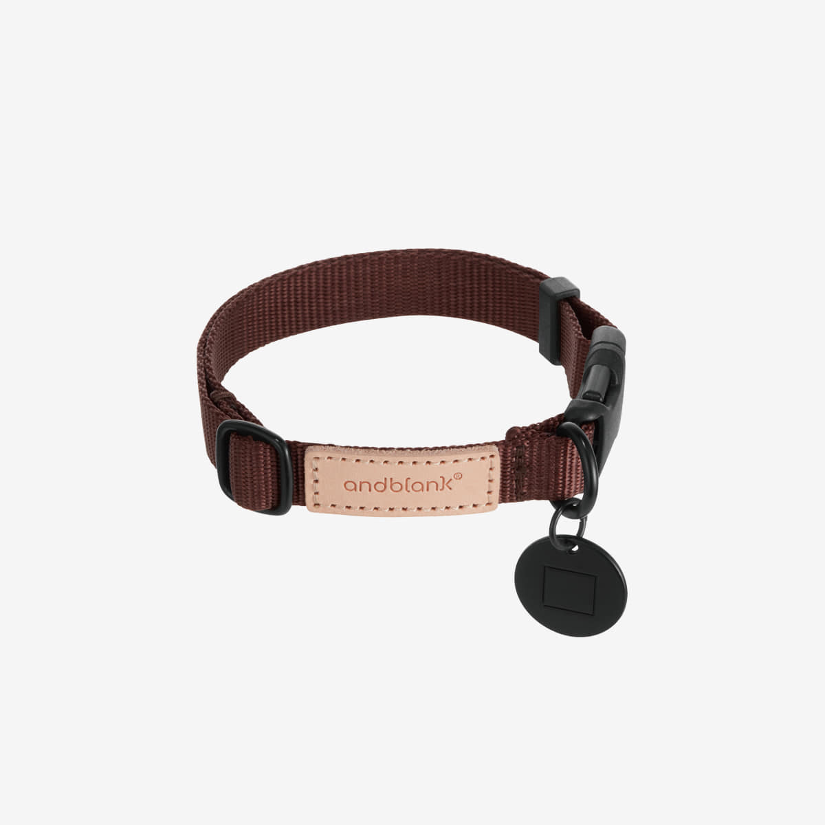 앤블랭크 collars : brown