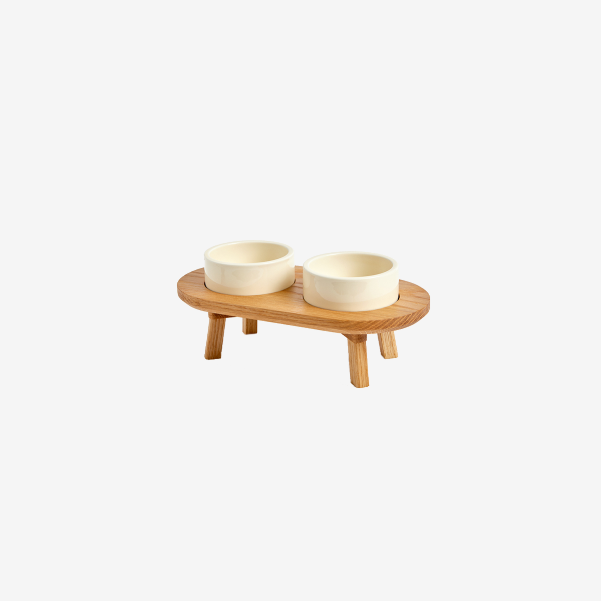 스몰스터프 DINING SET WOOD MAPLE