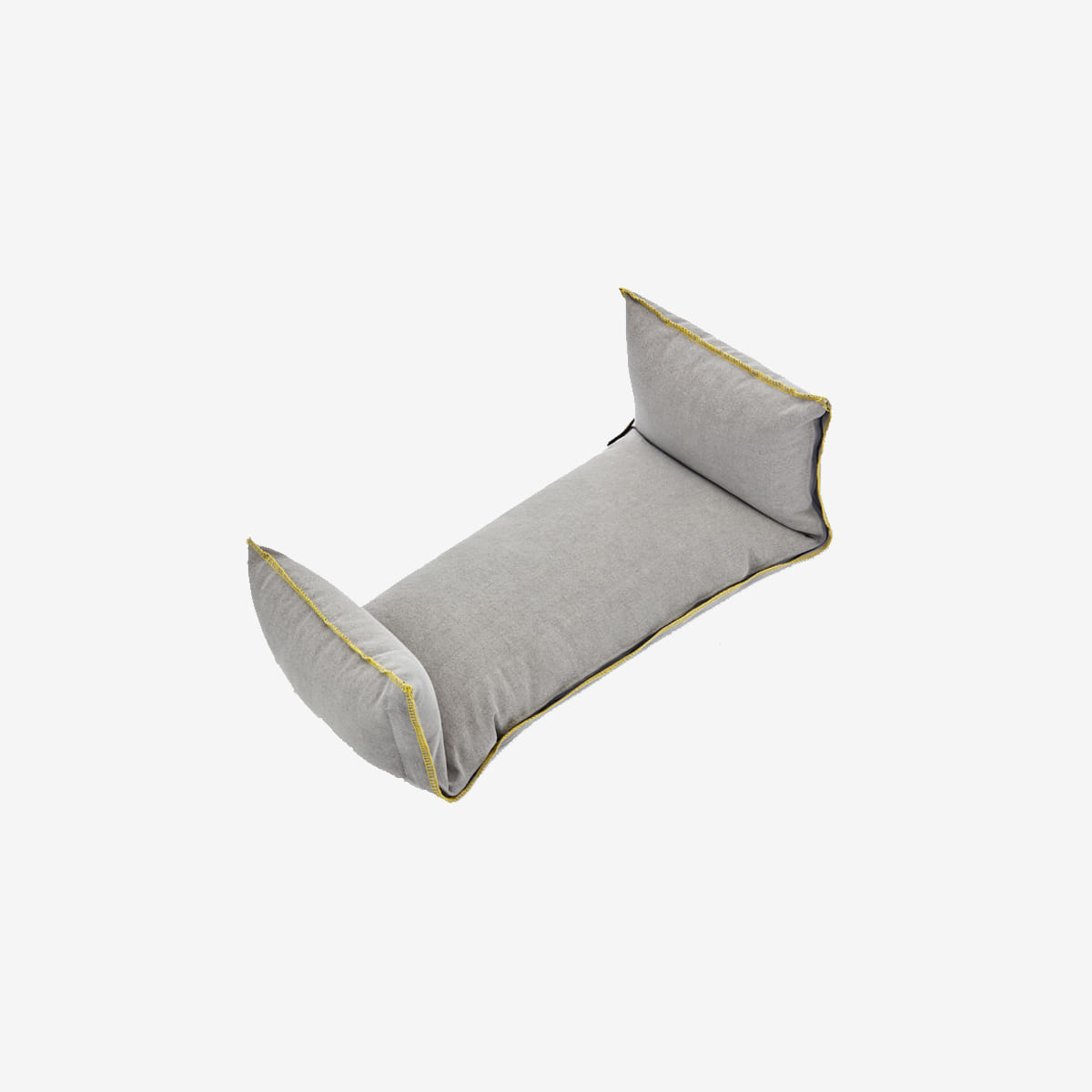 앤블랭크 CARRIER CUSHION : GRAY