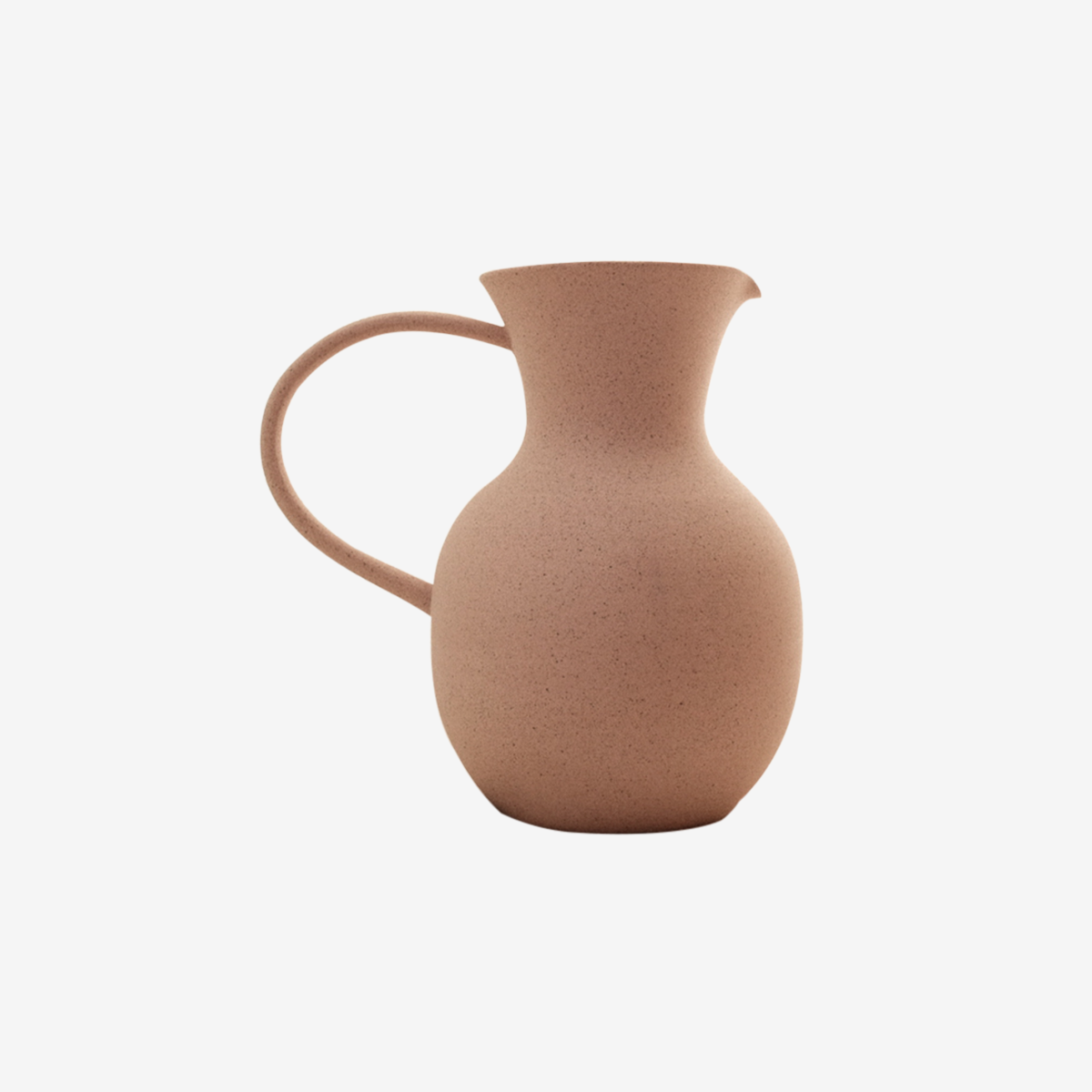 Jug shaped vase