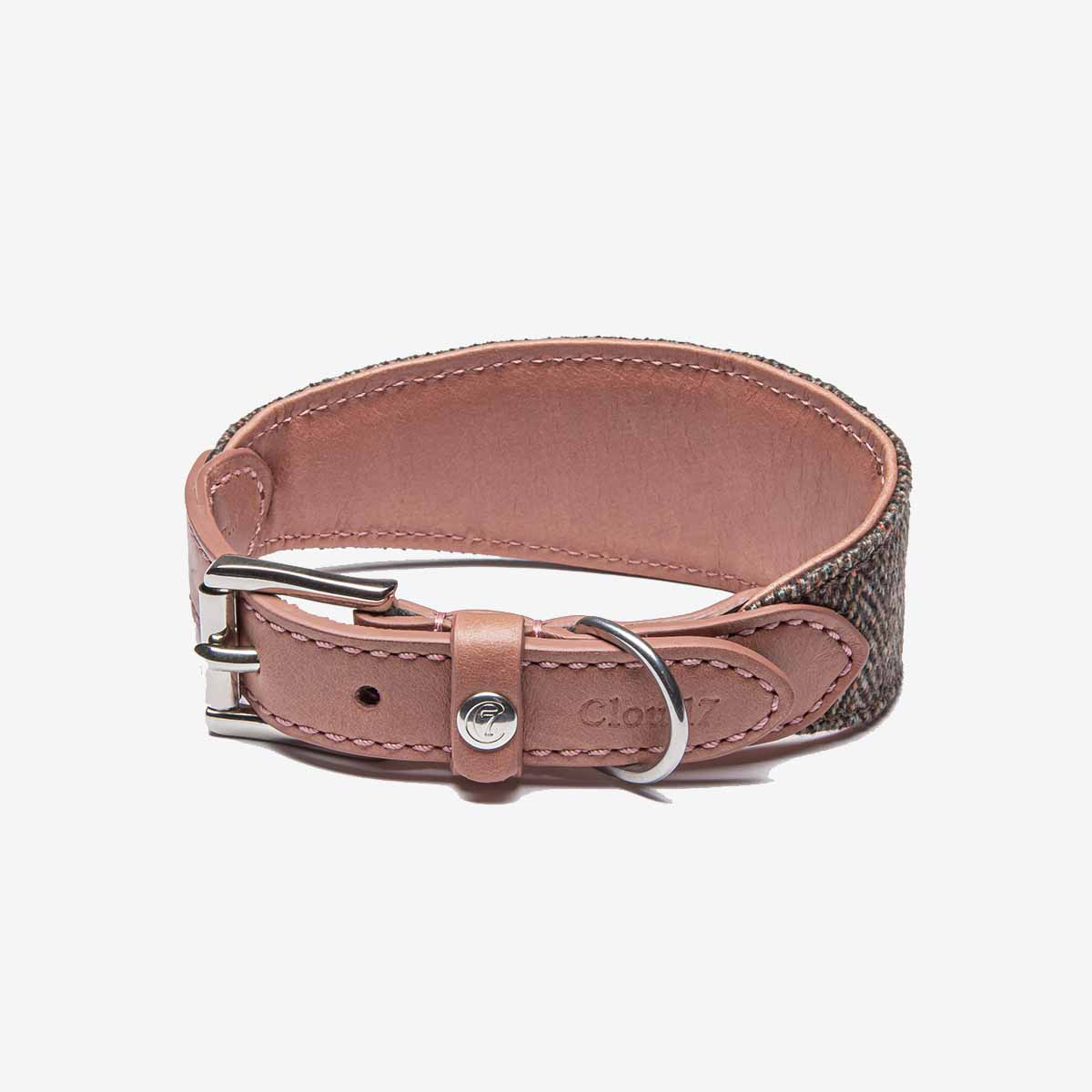 Greyhound Collar Boboli Rose