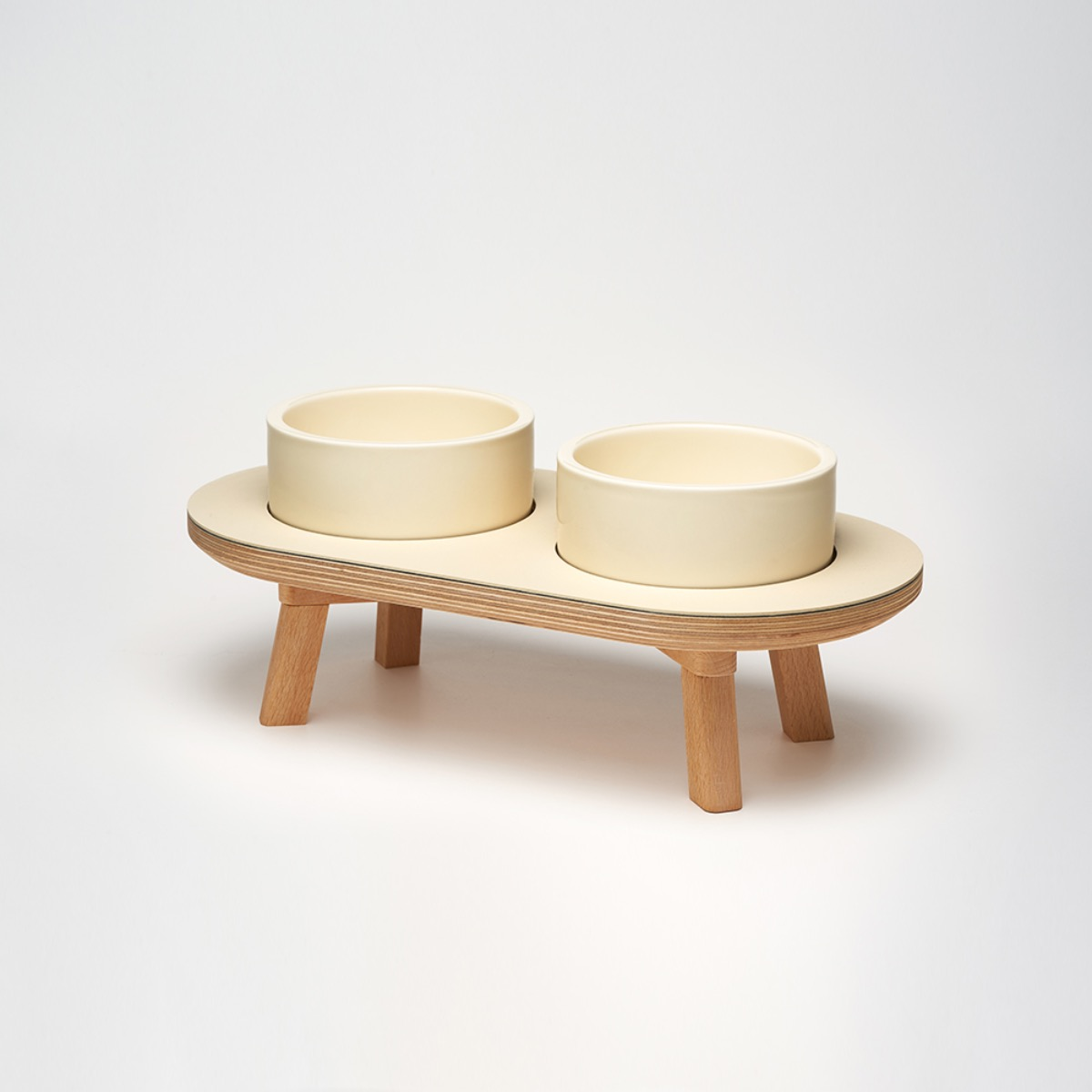 스몰스터프 DINING SET CREAM