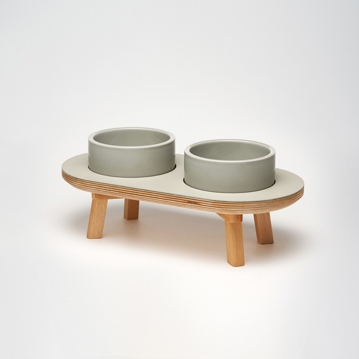스몰스터프 DINING SET GRAY